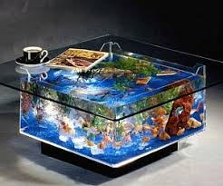 Aquarium Coffee Table Coffee Table Aquarium