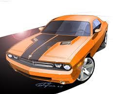 dodge challenger concept dodge challenger concept 2006 picture 20 of 20