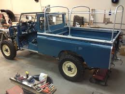 land rover pickup truck installing pickup cab corner glass u2013 tin shack restoration