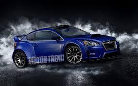 Subaru Wrx Sti Hatchback 2012 All New Subaru Wrx What To Expect Motor Trend