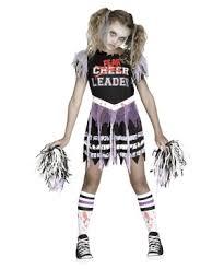 Cheerleader Halloween Costume Zombie Cheerleader Costume Zombie Costumes 2017