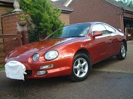 toyota celica convertible for sale uk 1997 toyota celica 1 8 st for sale cars for sale uk