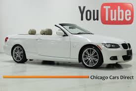 bmw 335i convertible 2010 chicago cars direct presents a 2010 bmw 335i convertible m sport