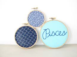 embroidery hoop wall decor makaroka com