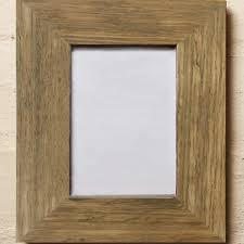 recycled wood recycled wood frame 6 x 4 biome