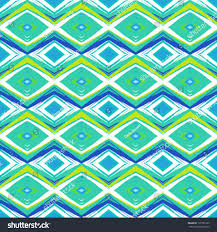 modern pattern hipster style mint green stock vector 137961305