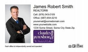 Realtor Business Card Template Charles Rutenberg Realtors Business Cards Templates Printing