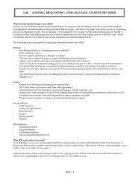 teacher templates letters parents sample letter requesting for