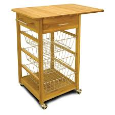 Drop Leaf Kitchen Island Table by Catskill Kitchen Islands Carts Work Stations