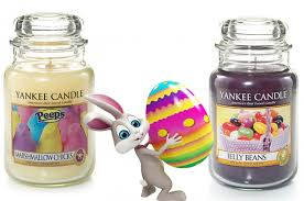 the easter candle scents for your home from yankee candle