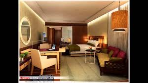 Design Of Home Interior Best Hotel Room Interior Design Youtube