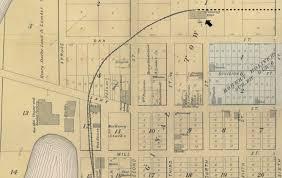 Lake Michigan Shipwrecks Map by The Railroad U0027s Story