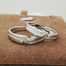 customized rings with names cut style engagement silver rings with names personalized couples