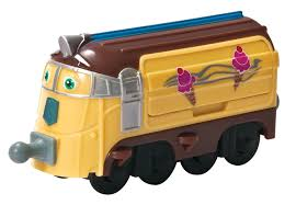 chuggington characters toy train center