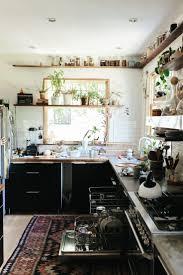 diy kitchen decor ideas kitchen best bohemiann ideas on cozy boho decorating