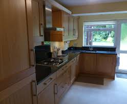 Low Price Kitchen Cabinets Granite Countertop Grey Kitchen White Worktop Easiest Way To