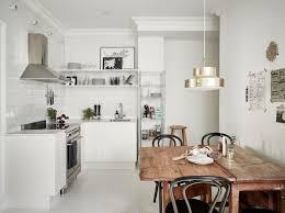 deco cuisine scandinave idée décoration cuisine le charme de la cuisine scandinave