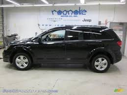 Dodge Journey Black - 2011 dodge journey mainstreet in brilliant black crystal pearl