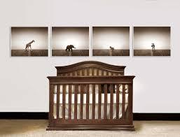 Safari Themed Nursery Decor Animal Themed Nursery Ideas Neutral Forest Animals Is In