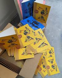 Peechy Folder Patrick Martinez U2013 U201cpo Lice Misconduct Misprint Folders U201d Giveaway