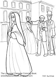 snowflake clockwork bl marie rose durocher october coloring pages