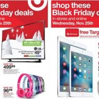 target black friday revenue target on macrumors