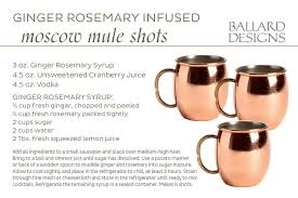 printable shot recipes moscow mule mint julep shot recipes how to decorate