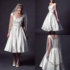 new arrival 2015 beach wedding dresses short a line scoop neck cap