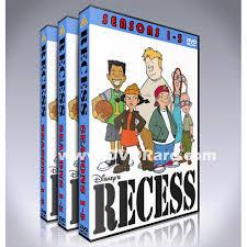 recess recess dvd box set