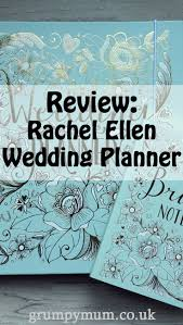 Where To Buy A Wedding Planner Review Wedding Planner By Rachel Ellen Grumpy Mum Reviews