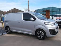 new citroen dispatch used citroen dispatch panel van 2 0 bluehdi enterprise plus m 1400