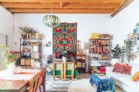 bohemian decorating decorating ideas for small studio