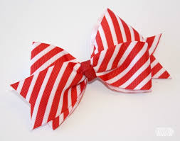 fourth of july hair bows how to make a basic boutique hair bow the ribbon retreat