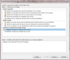 outlook message absence bureau mettre un message d absence sur outlook