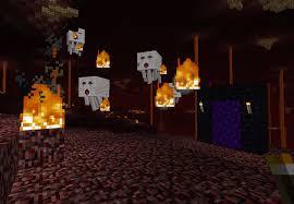 minecraft halloween update preview meet the ghasts news mod db