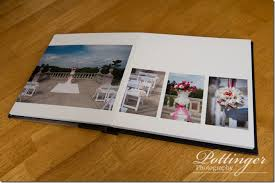 coffee table photo album erin and zach s coffee table album pottinger photography