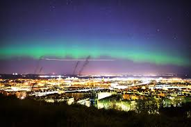 how long do the northern lights last long exposure of the northern lights that i took in edinburgh