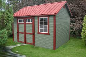 garden sheds by country cabins