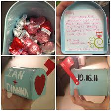 Homemade Valentine S Day Gifts For Him by Valentine U0027s Day Mailbox Gift For Long Distance Relationships