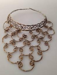 vintage silver choker necklace images 13 best vintage copper jewelry images copper jpg