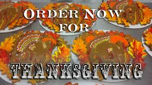 thanksgiving ordering 2015 now closed b b boulangerie fair
