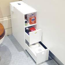 Slim Storage Cabinet For Bathroom Bathroom Drawers Storage 2017 Grasscloth Wallpaper
