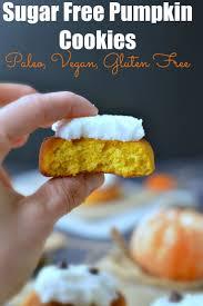 25 best ideas about gluten free pumpkin cookies on pinterest