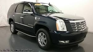 2007 Cadillac Escalade Cadillac Dealer In Holland Mi U2013 Used