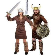 his and hers costumes couples viking costumes his and hers warrior fancy