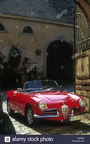 alfa romeo classic spider car alfa romeo giulietta spider convertible model year 1955