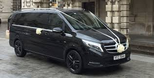 luxury minivan mercedes chauffeur services luxury car hire airport transfers wedding