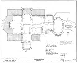 great house floor plans