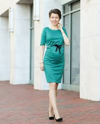 maternity style maternity style emerald fitted dress hton roads