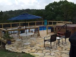 cozy guest house with tub and pool homeaway wimberley